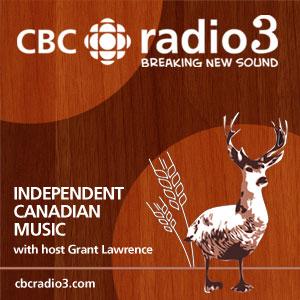 CBC Radio 3 podcast wallpaper