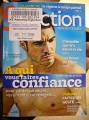Alexandre Despatie shirtless on cover of 'Sélection du Reader's Digest'