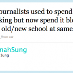 Hannah Sung and the Half-Baked Tweet
