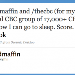 Are the CBC Facebook Police putting the screws to Tod Maffin?