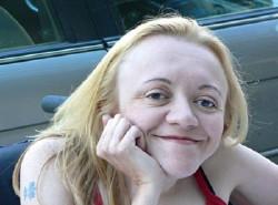 Smiling Dianne Trottier