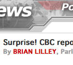 The CBC Has Become Synonymous With Fakery